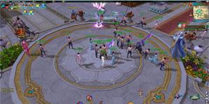 Ngũ Thần Online chính là tựa game nhập vai 3D đẹp mắt, gameplay chuyên sâu