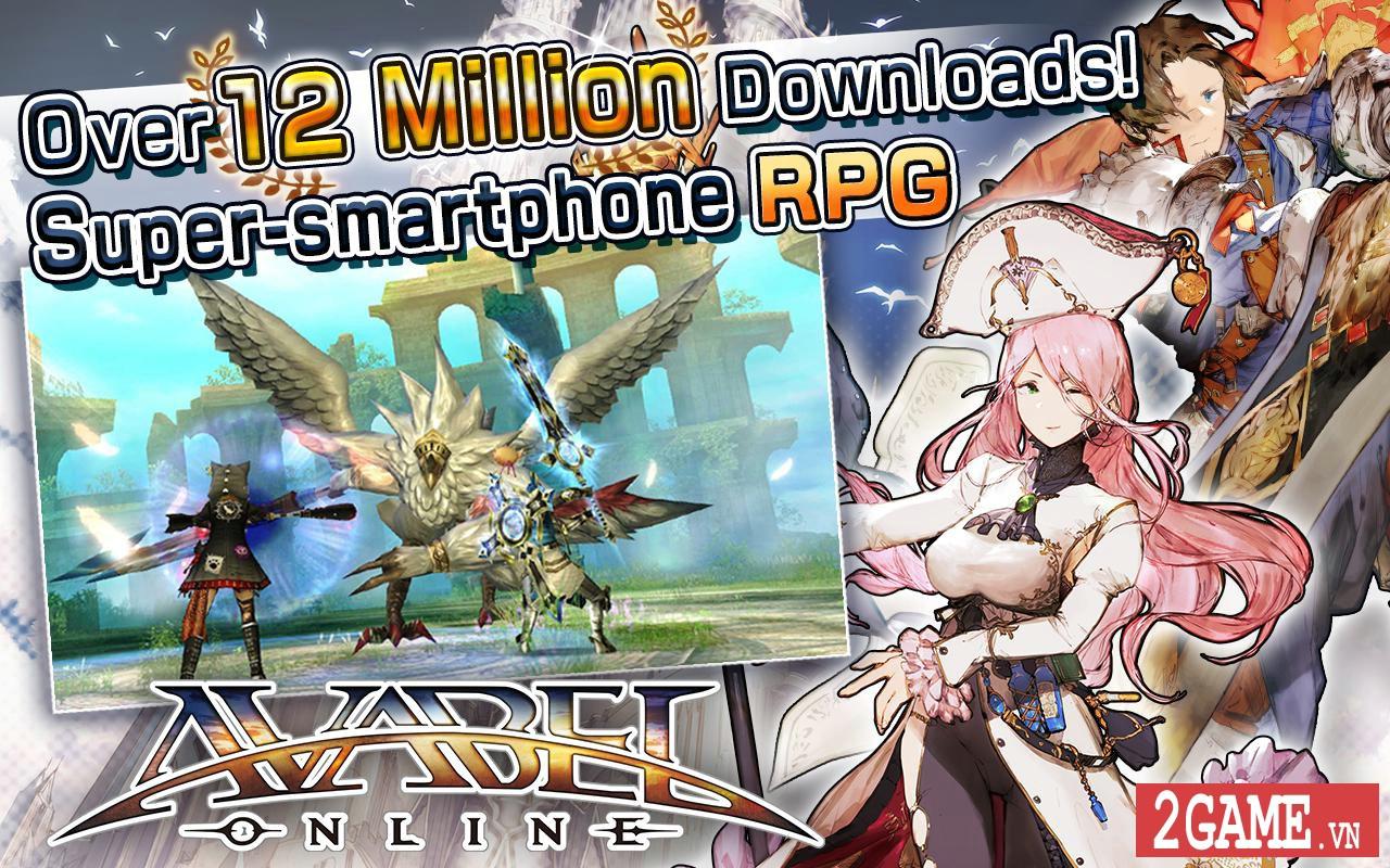 Avabel Online – MMORPG nổi tiếng trên di động chuẩn bị có phiên bản dành riêng cho PC và Console 1