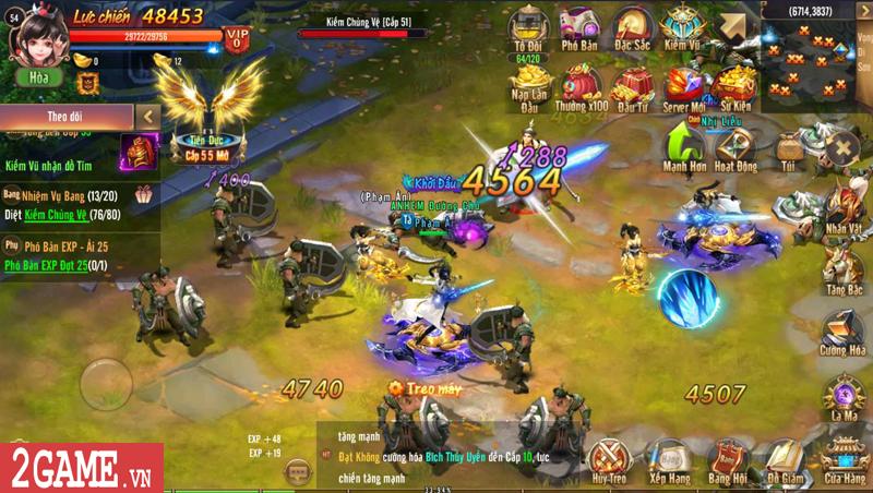 11 game online đã đến tay game thủ Việt trong tháng 9 2