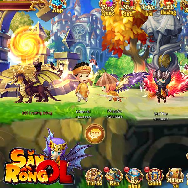 Thêm 7 game online mới vừa cập bến làng game Việt trong quý 4 năm 2017 3