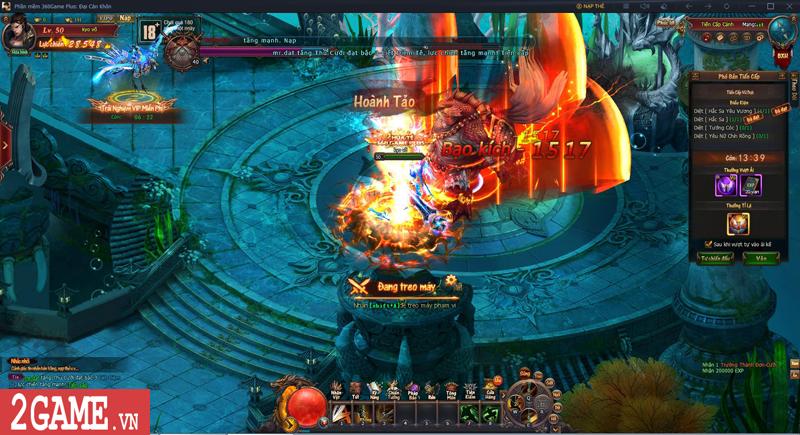 Mỗi server trong webgame Đại Càn Khôn là một quốc gia riêng biệt cho người chơi thỏa sức liên đấu 6