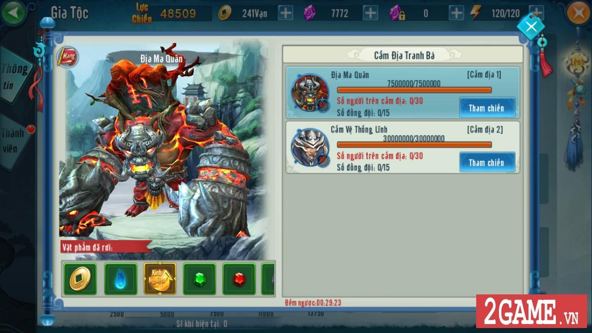 Phàm Nhân Tu Tiên VNG - Hệ thống chiến đấu 12