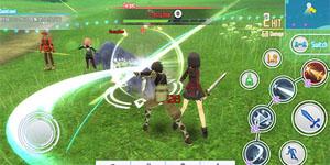 Bandai Namco Nhật Bản công bố thêm 2 tựa game mobile về đề tài Sword Art Online
