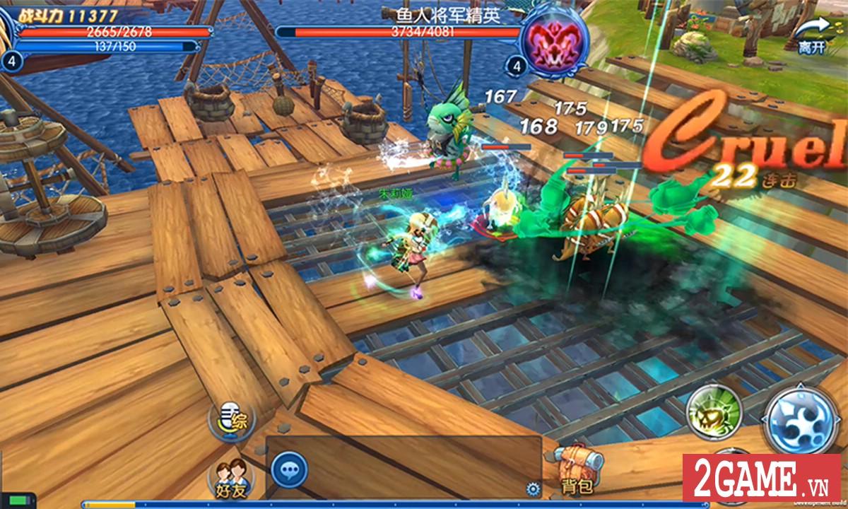 Thêm 7 game online mới vừa cập bến làng game Việt trong quý 4 năm 2017 5