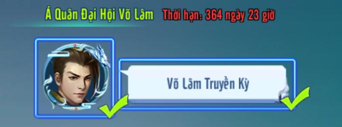 Võ Lâm Truyền Kỳ Mobile chính thức khởi động Đại Hội Võ Lâm 4