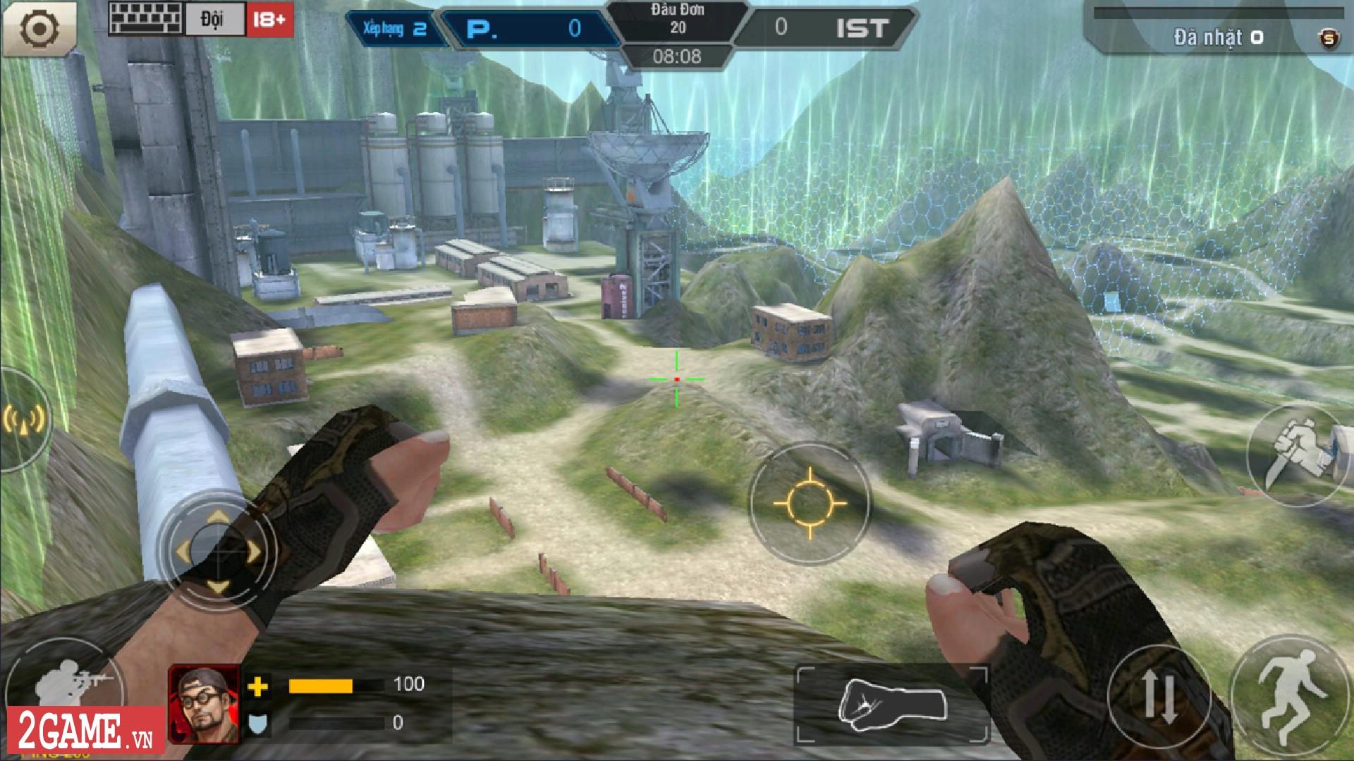 Tập Kích Mobile chính thức cho game thủ Việt chơi thử chế độ sinh tồn 6