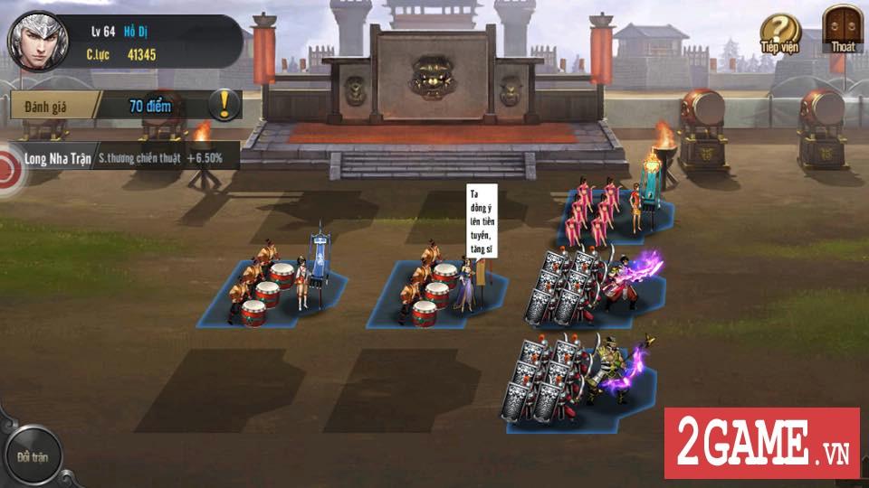 Cảm nhận Tam Quốc Truyền Kỳ Mobile: Game rất hấp dẫn với những tay đam mê thể loại chiến thuật lâu năm 12