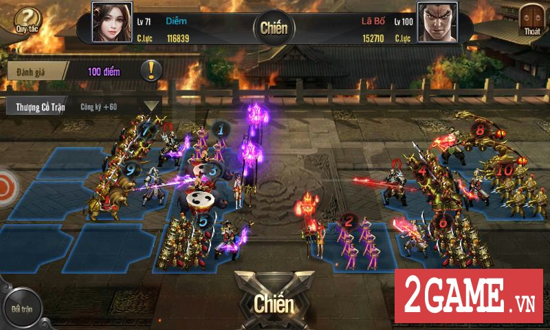 Cảm nhận Tam Quốc Truyền Kỳ Mobile: Game rất hấp dẫn với những tay đam mê thể loại chiến thuật lâu năm 14
