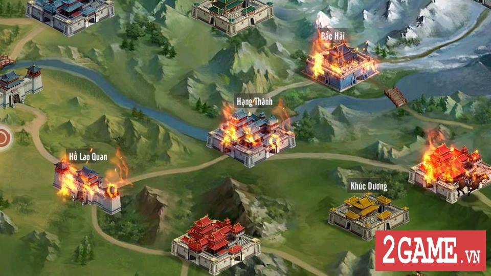 Cảm nhận Tam Quốc Truyền Kỳ Mobile: Game rất hấp dẫn với những tay đam mê thể loại chiến thuật lâu năm 8