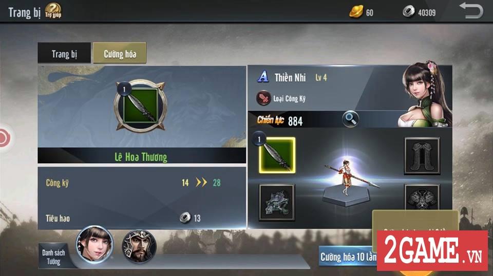 Cảm nhận Tam Quốc Truyền Kỳ Mobile: Game rất hấp dẫn với những tay đam mê thể loại chiến thuật lâu năm 3