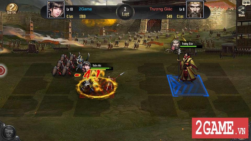 Cảm nhận Tam Quốc Truyền Kỳ Mobile: Game rất hấp dẫn với những tay đam mê thể loại chiến thuật lâu năm 4
