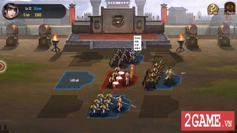Cảm nhận Tam Quốc Truyền Kỳ Mobile: Game rất hấp dẫn với những tay đam mê thể loại chiến thuật lâu năm 5