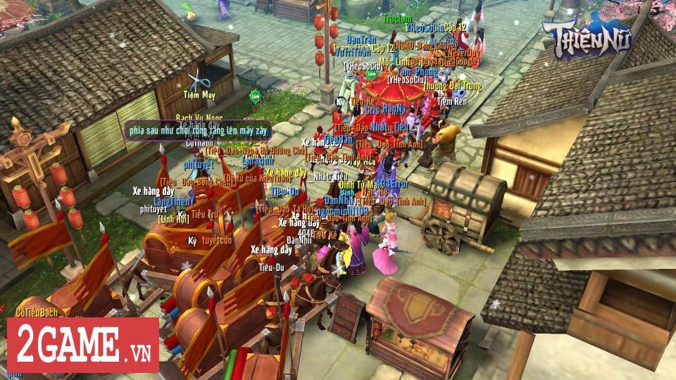 Game thủ Thiện Nữ Mobile cười bò trước những đám cưới diễn ra quá bá đạo 3