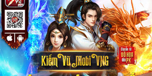 Tặng 666 giftcode Kiếm Vũ Mobi VNG
