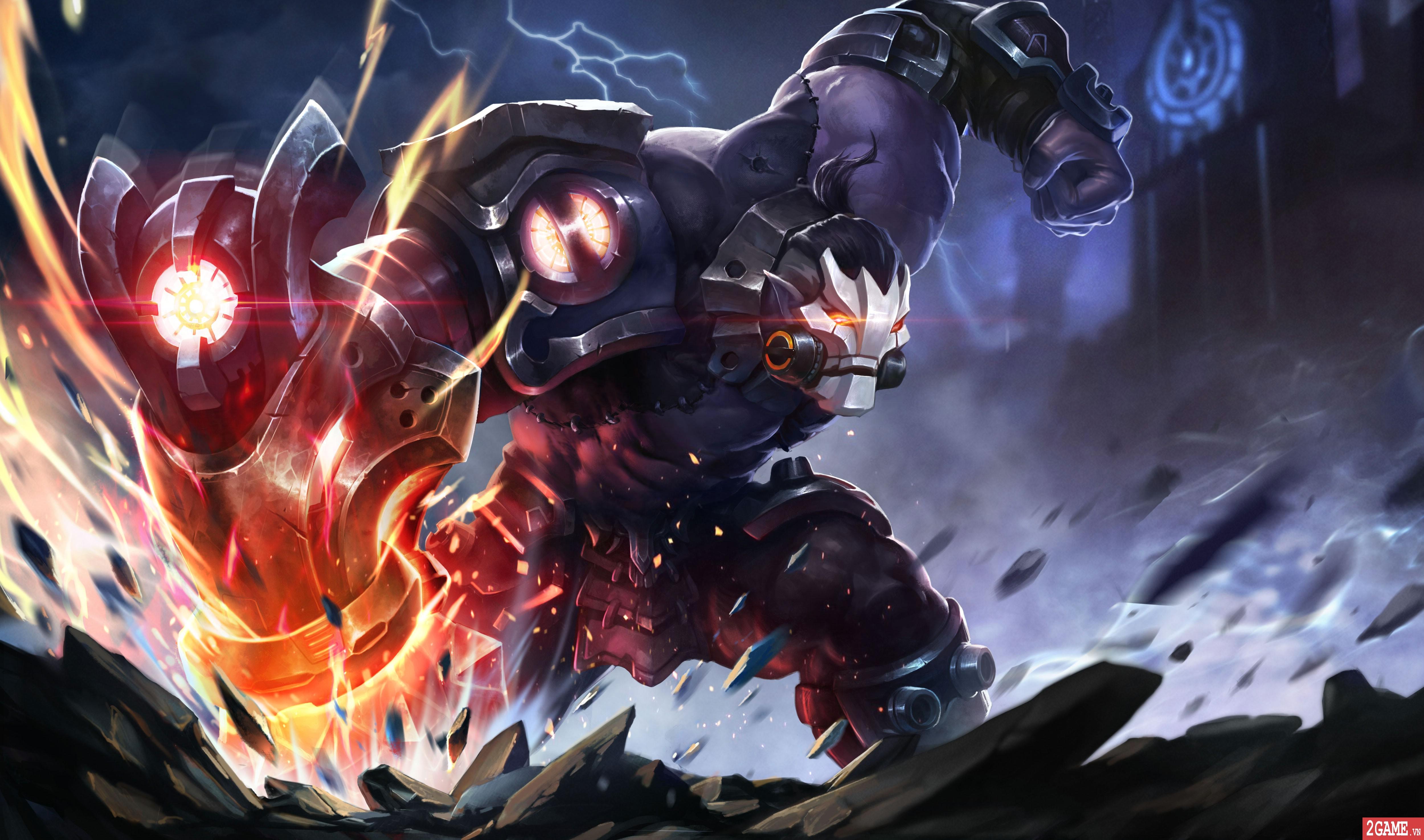 Liên Quân Mobile - Đội hình tử thù của Batman 4