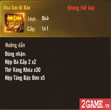 Kiếm Vũ Mobi VNG - Hoa Sơn Luận Kiếm 2