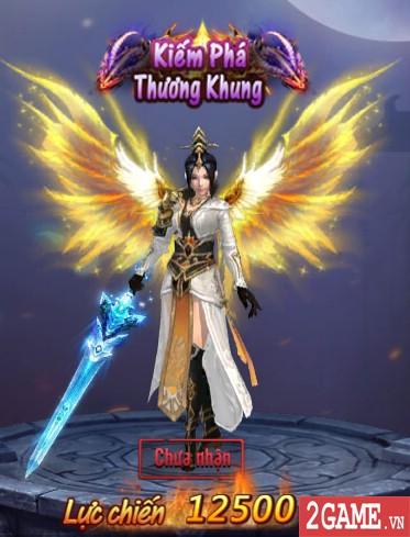 Kiếm Vũ Mobi VNG - Hoa Sơn Luận Kiếm 3