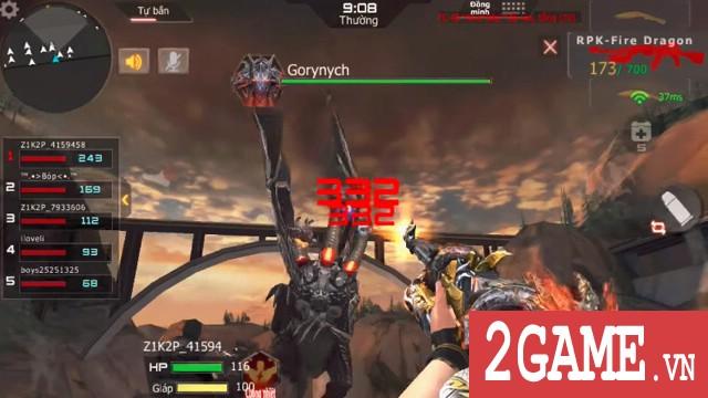 Crossfire Legends - Kinh nghiệm đi Boss thế giới Gorynych thường 1