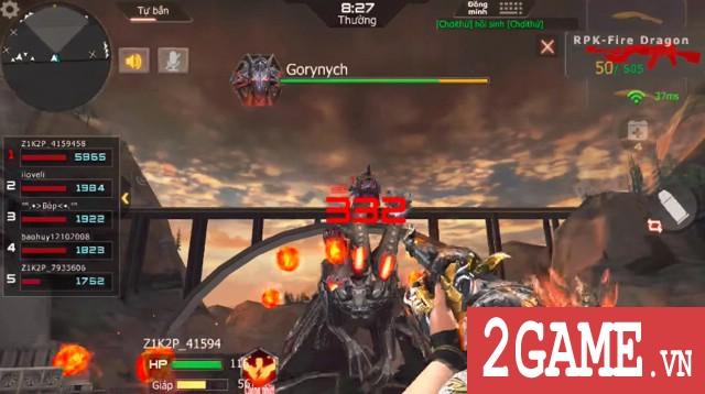 Crossfire Legends - Kinh nghiệm đi Boss thế giới Gorynych thường 4