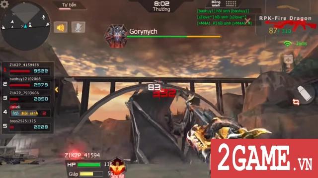 Crossfire Legends - Kinh nghiệm đi Boss thế giới Gorynych thường 5
