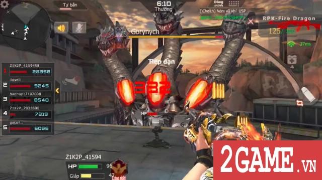 Crossfire Legends - Kinh nghiệm đi Boss thế giới Gorynych thường 6