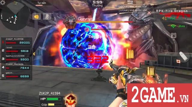 Crossfire Legends - Kinh nghiệm đi Boss thế giới Gorynych thường 7