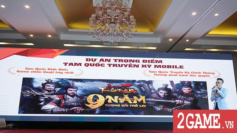 """Đầu tư bạc tỷ mang về Tam Quốc Truyền Kỳ Mobile, Funtap sẽ """"thâu tóm"""" mảng game Tam Quốc tại Việt Nam? 1"""