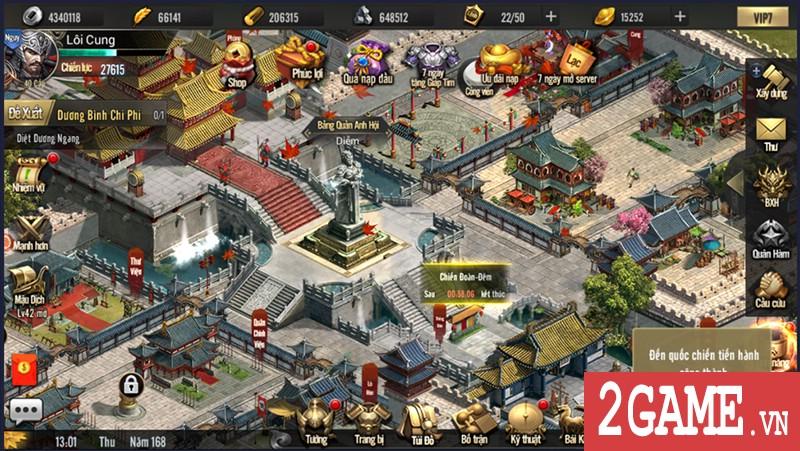 """Đầu tư bạc tỷ mang về Tam Quốc Truyền Kỳ Mobile, Funtap sẽ """"thâu tóm"""" mảng game Tam Quốc tại Việt Nam? 2"""