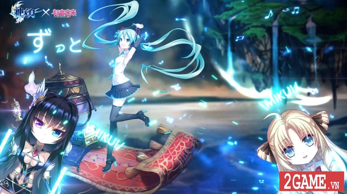 Thần Vô Nguyệt – Game nhập vai đánh theo lượt với tạo hình nhân vật đầu to siêu vui nhộn 0