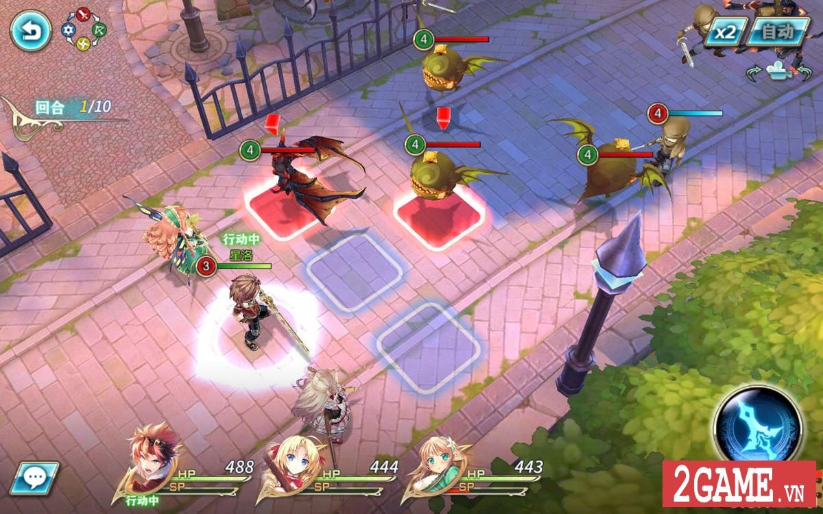 Thần Vô Nguyệt – Game nhập vai đánh theo lượt với tạo hình nhân vật đầu to siêu vui nhộn 10