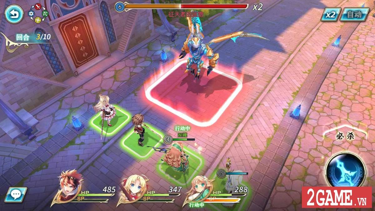 Thần Vô Nguyệt – Game nhập vai đánh theo lượt với tạo hình nhân vật đầu to siêu vui nhộn 11