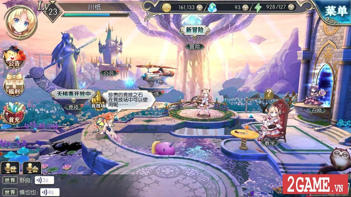 Thần Vô Nguyệt – Game nhập vai đánh theo lượt với tạo hình nhân vật đầu to siêu vui nhộn 6