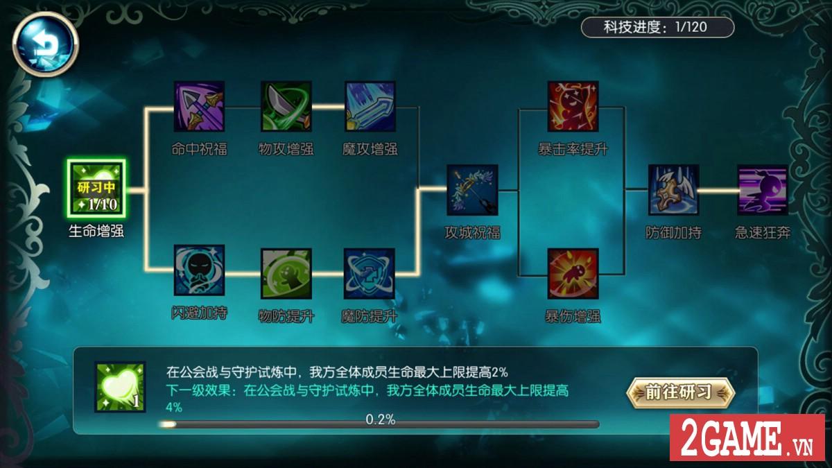 Thần Vô Nguyệt – Game nhập vai đánh theo lượt với tạo hình nhân vật đầu to siêu vui nhộn 9