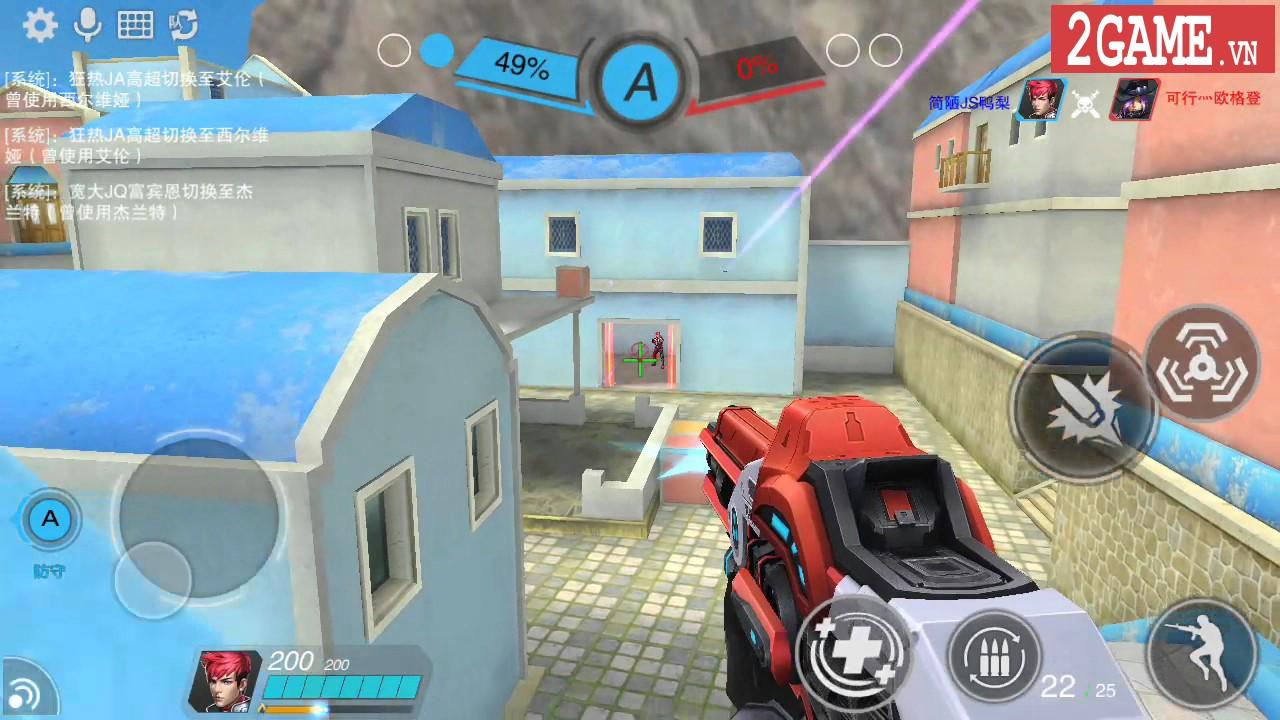 Trải nghiệm Heroes of Warfare: FPS MOBA được mệnh danh là Overwatch trên nền tảng di động 9