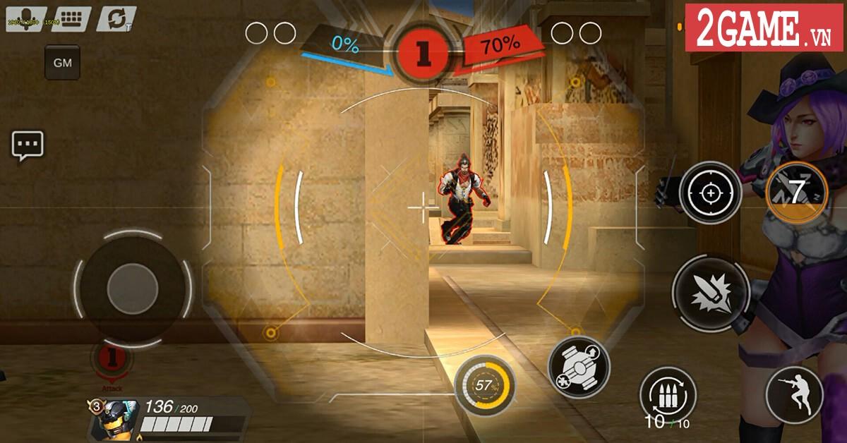 Trải nghiệm Heroes of Warfare: FPS MOBA được mệnh danh là Overwatch trên nền tảng di động 4