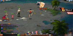 Gặp lại Luffy cùng đồng bọn trong OnePiece Online – Webgame chiến thuật lấy chủ đề cướp biển
