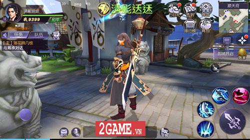 Tróc Yêu Ký - Game mobile nhập vai hấp dẫn dựa trên bộ phim cùng tên với cốt truyện mới lạ 0