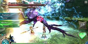 Dragon Project – Săn Rồng Mobile đã Việt hóa một phần giao diện