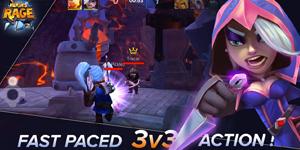 Heroes Rage – Game mobile đấu trường sinh tử đậm nét chibi vui nhộn