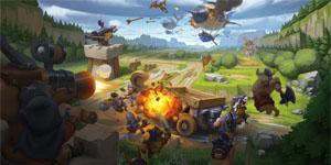 Caravan War – Game chiến thuật của người Việt tiến hành giai đoạn thử nghiệm