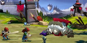 Lionheart: Dark Moon – Game nhập vai đánh theo lượt cực hấp dẫn