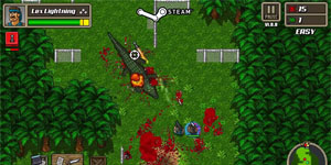 Kick Ass Commandos – Game nhập vai đi cảnh với đồ họa siêu lầy lội