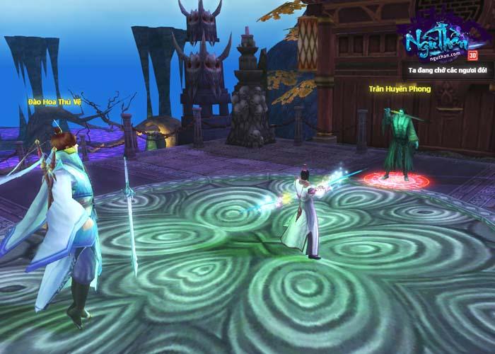 Điểm mặt những hoạt động kiếm hiệp trong game tiên hiệp Ngũ Thần Online 13