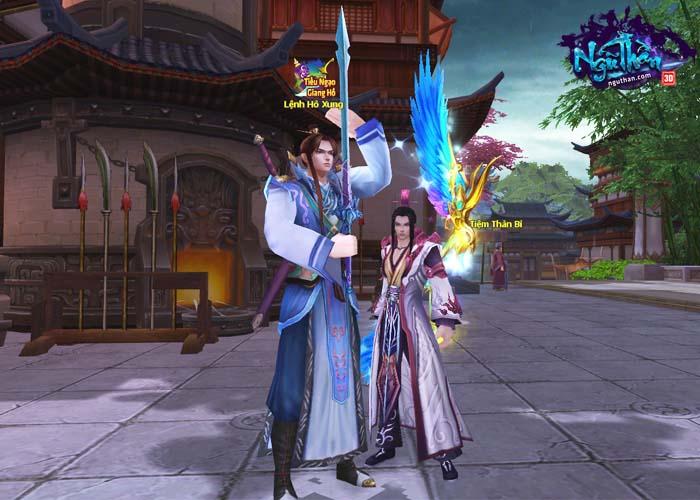 Điểm mặt những hoạt động kiếm hiệp trong game tiên hiệp Ngũ Thần Online 14