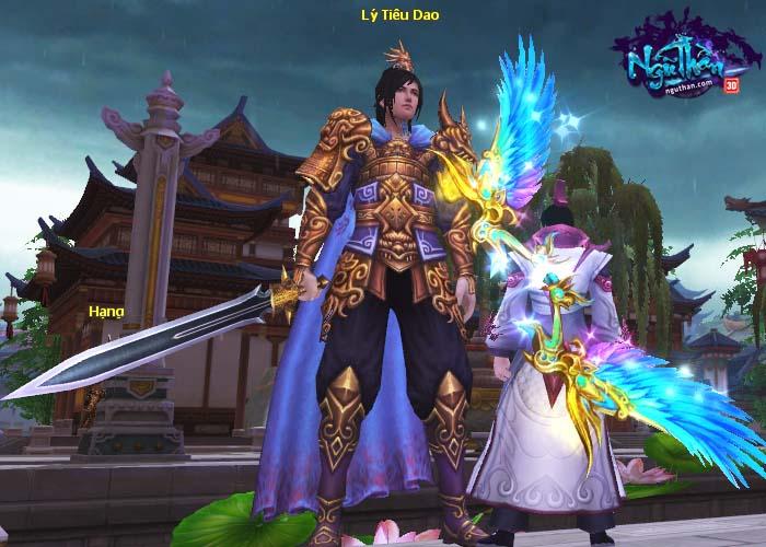 Điểm mặt những hoạt động kiếm hiệp trong game tiên hiệp Ngũ Thần Online 16