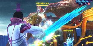 Điểm mặt những hoạt động kiếm hiệp trong game tiên hiệp Ngũ Thần Online