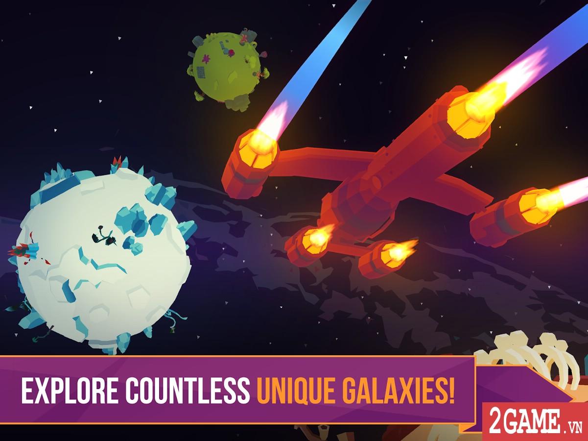 Space Pioneer - Game nhập vai bắn súng đưa người chơi đến khám phá các hành tinh lạ 4