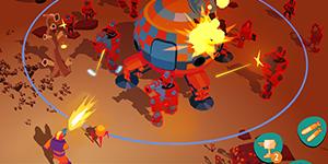 Space Pioneer – Game nhập vai bắn súng đưa người chơi đến khám phá các hành tinh lạ