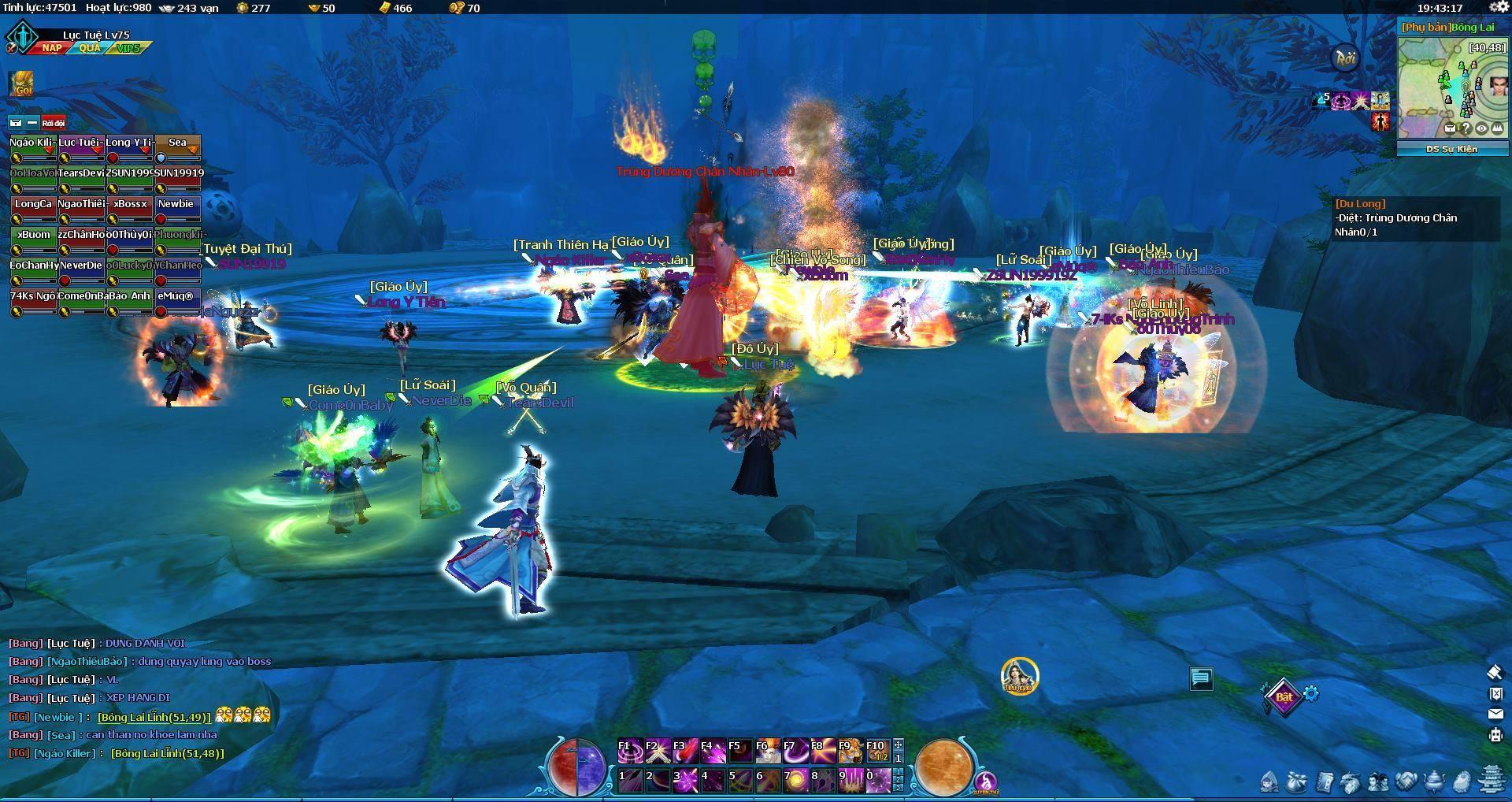 Điểm mặt 5 hoạt động chiến trường kinh điển trong Ngũ Thần Online 7