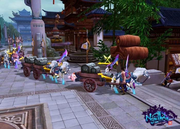 Điểm mặt 5 hoạt động chiến trường kinh điển trong Ngũ Thần Online 6